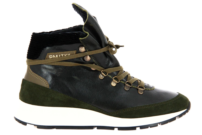 Philippe Model Sneaker VEAU WEST MILITAIRE (46)