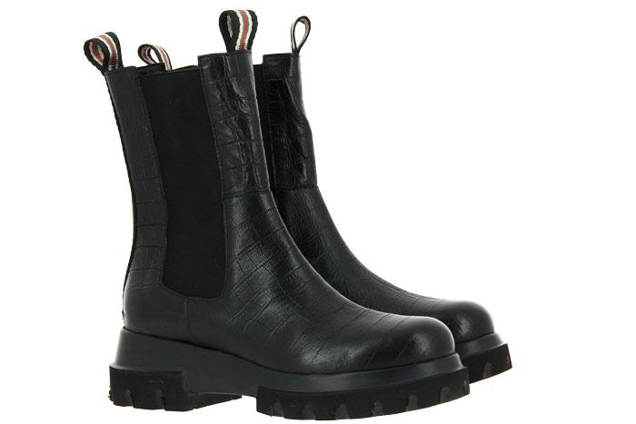 Méliné Boots COMBAT COCCO NERO (42)