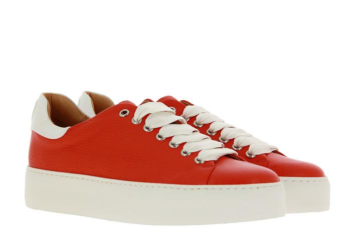 Camerlengo Sneaker ARANCIO BIANCO