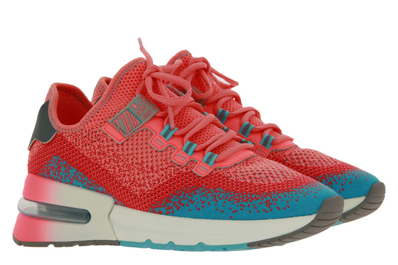 ASH Sneaker KRUSH DEGRADE DEEP AZUR BRIGHT CORAL  (39)