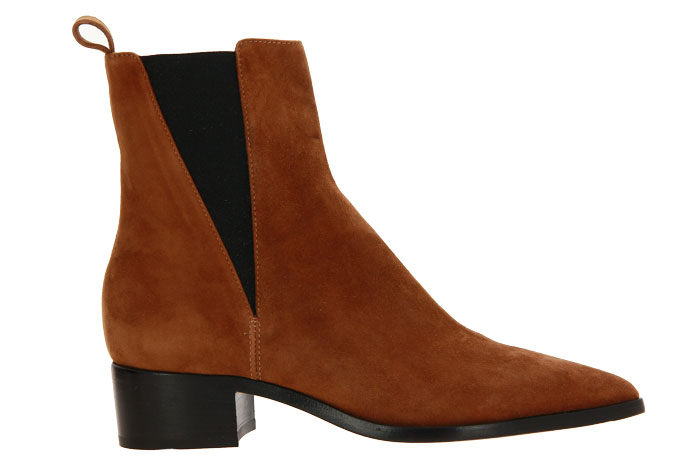 Pomme D'Or Stiefelette SYBIL CAMOSCIO TOFFEE