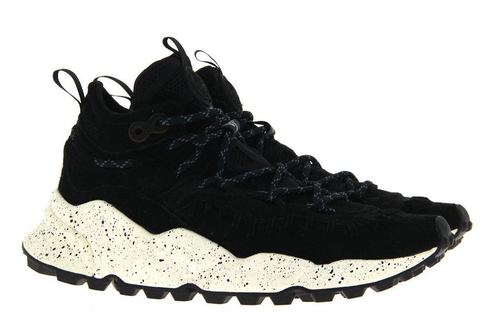 Flower Mountain Sneaker MOHICAN MAN VELOUR BLACK (42)