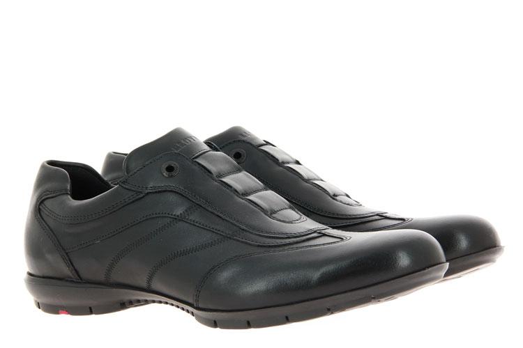 Lloyd Sneaker AMOS SAM REMO CALF SCHWARZ (40½)