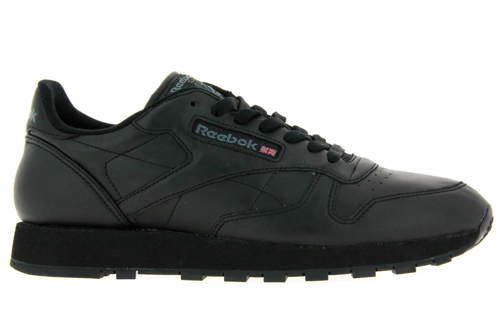 Reebok Sneaker CLASSICS BLACK (40½)