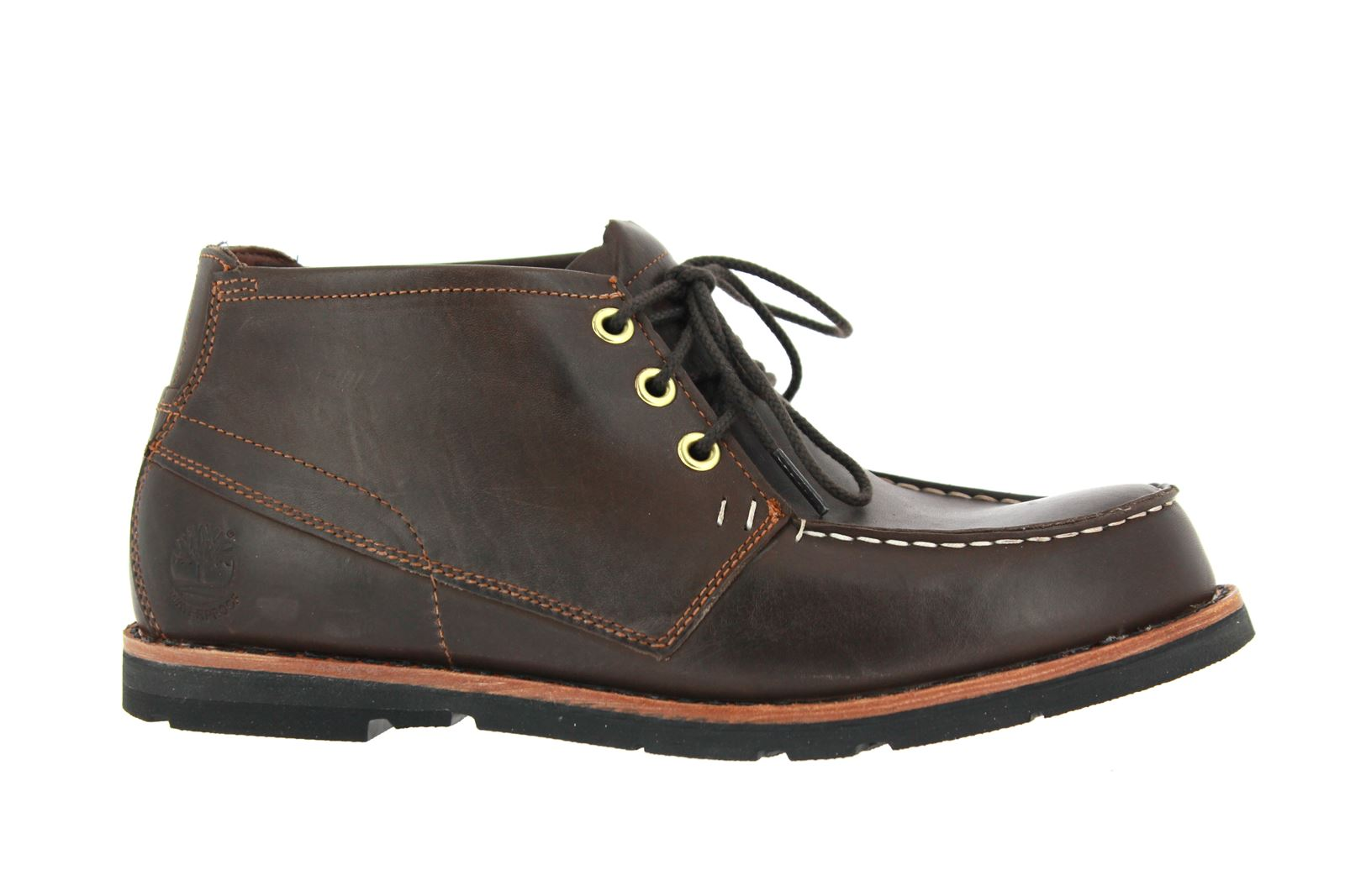 Timberland Schnürboot RUGGED CHUKKA DARK BROWN (42)