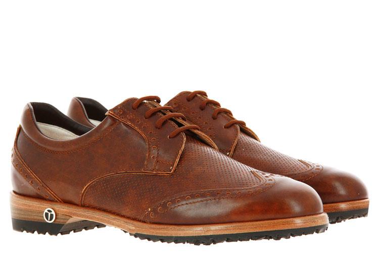Tee Golf Shoes Damen- Golfschuh SALLY SAPIN BRANDY (41½)