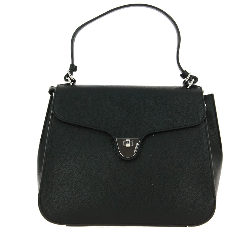 Coccinelle Tasche FLORENCE LEATHER NOIR