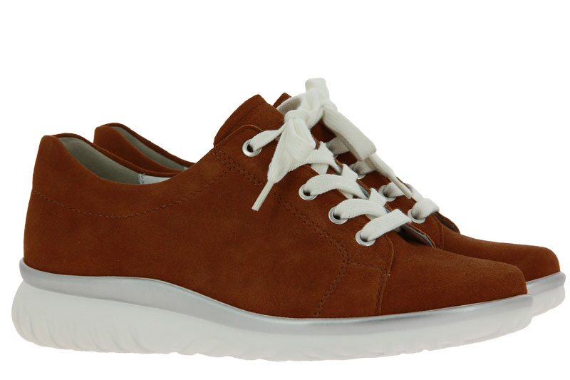 Semler Sneaker LENA SAMT-CHEVRO WHISKY  (37½)