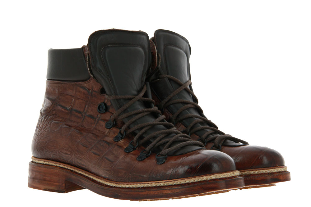 Cordwainer Stiefelette BARRY CAFE (42)