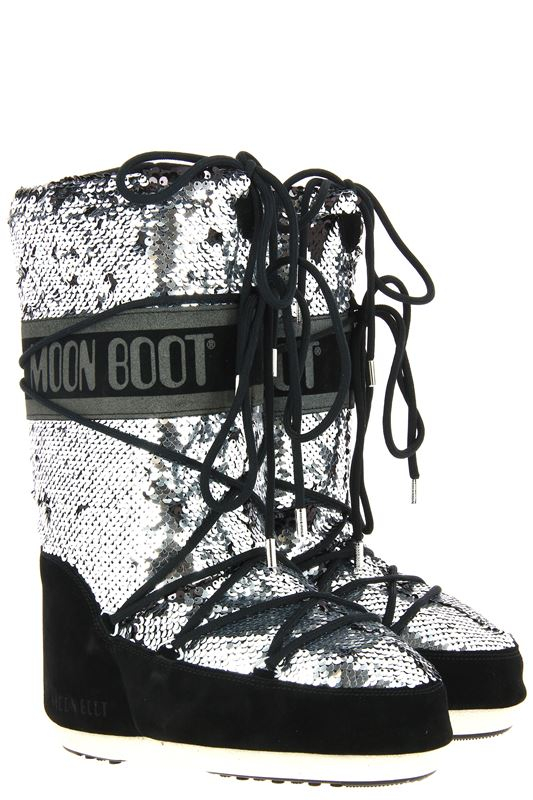 Moon Boot Snowboots CLASSIC DISCO BLACK (35-38)