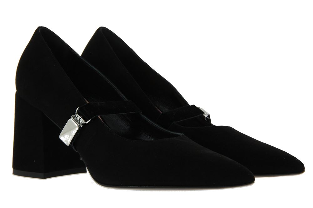 Marccain Pumps VELOURSLEDER BLACK (40)