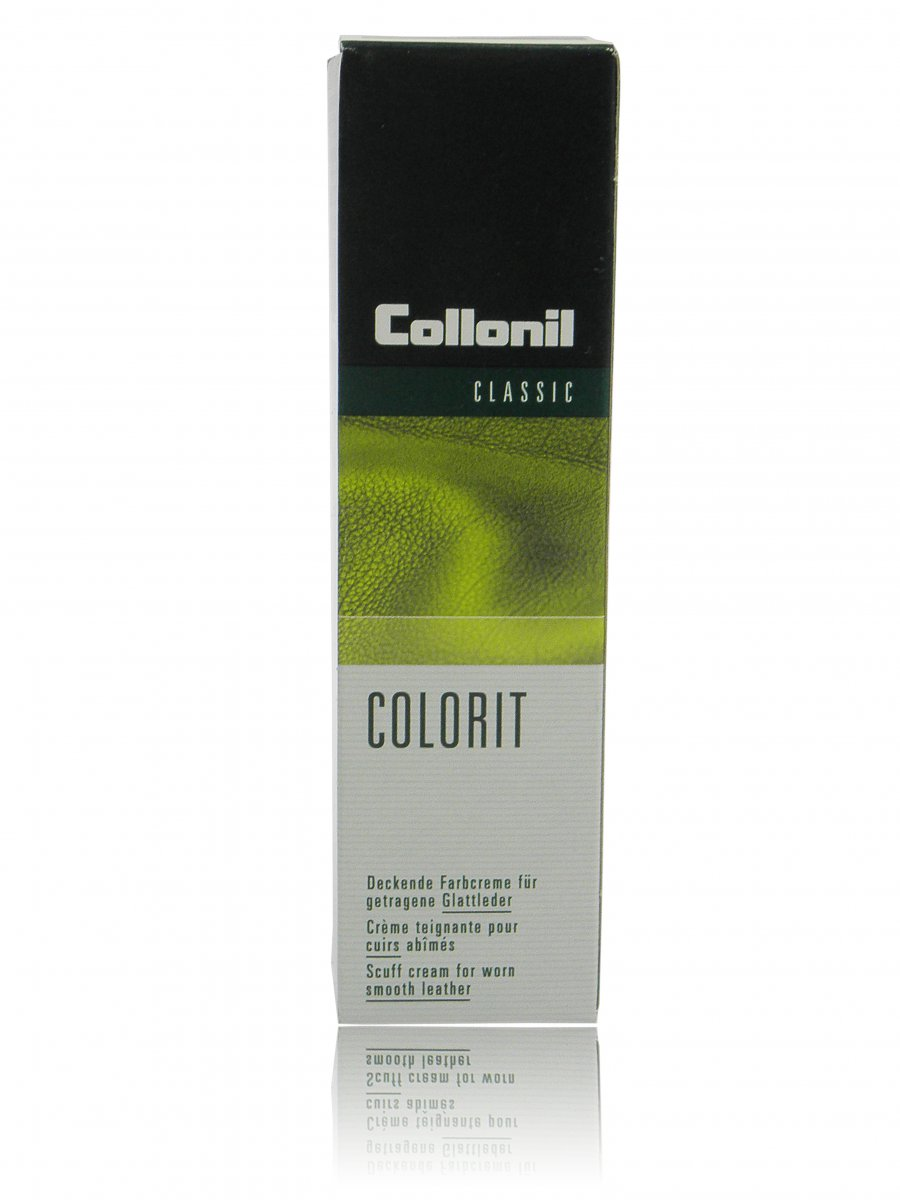 Collonil Creme COLORIT SILBER