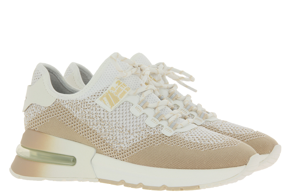 Ash Sneaker KRUSH DEGRADE EGGNUG WHITE