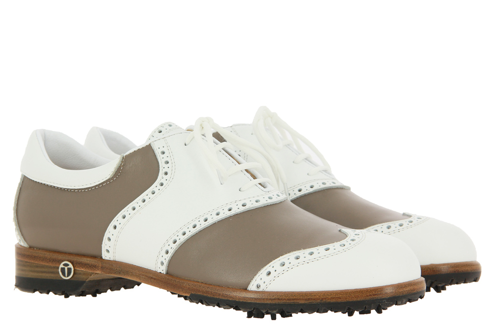 Tee Golf Shoes Damen- Golfschuh SUSY BIANCO TOPO