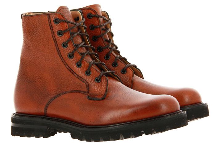 Church's Boots COALPORT 2 SOFT GRAIN WALNUT (41½)