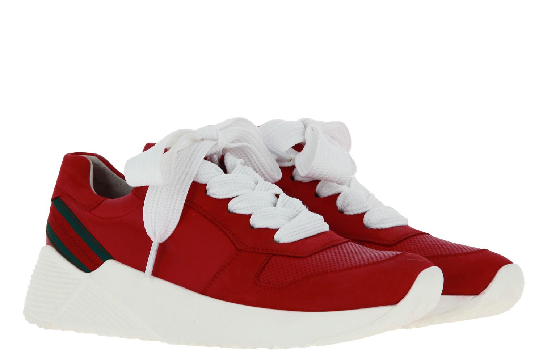 Paul Green Sneaker NUBUK NAPPA RED (40½)