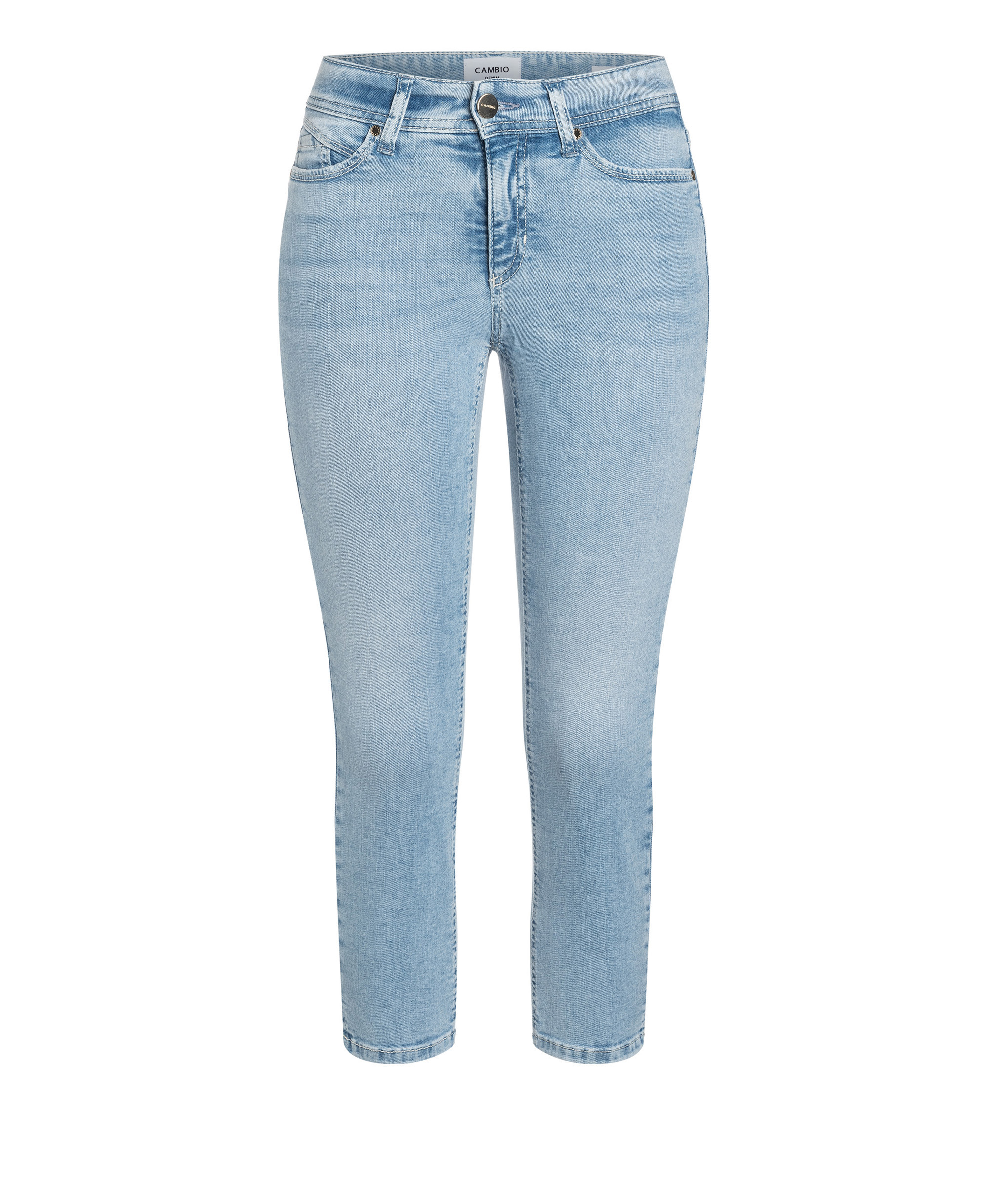 Cambio Jeans Parla capri LIGHT BLEACHED