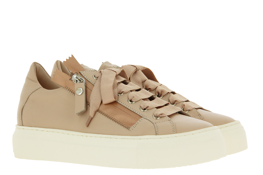AGL Attilio Giusti Leombruni Sneaker MEGHAN BEIGE-MILK