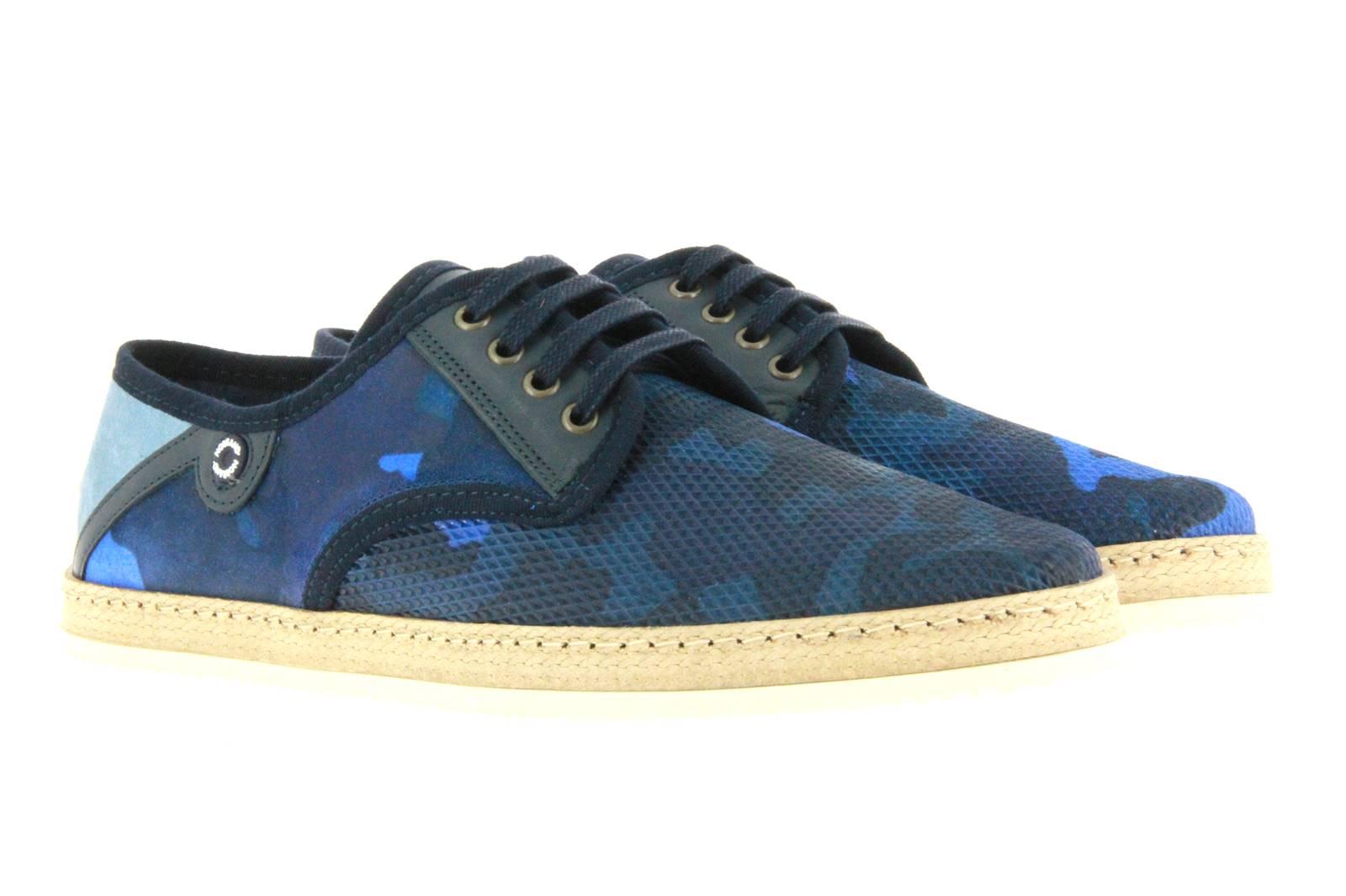 Nobrand Sneaker ELM BLUE CAMOUFLAGE  (40)