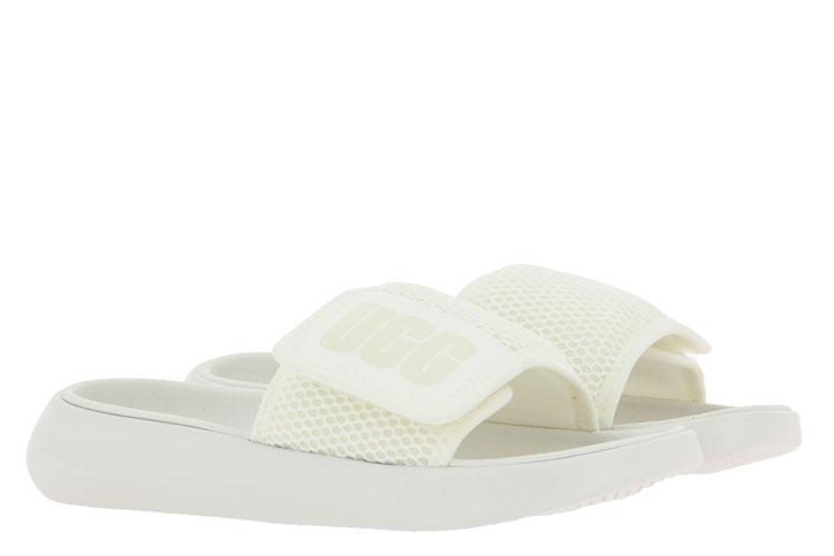UGG Australia Pantolette LIGHT SLIDE WHITE (37 )