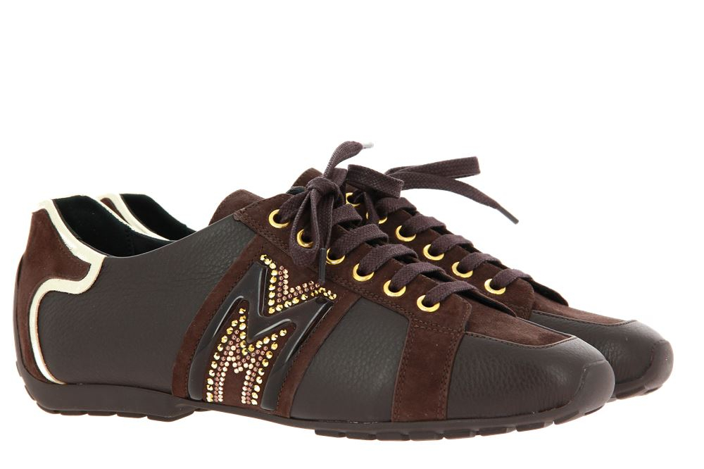Mania Sneaker LAS VEGAS CAMOSCIO T.D.MORO (38½)