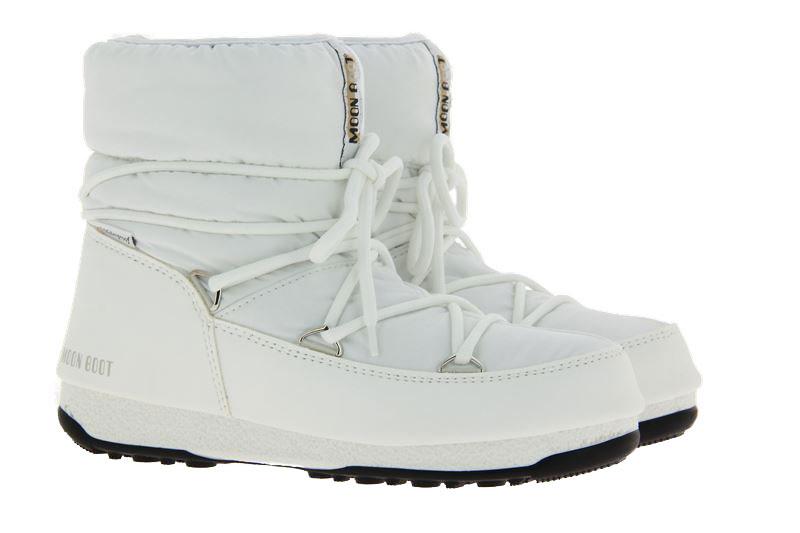 Moon Boot Snowboots LOW NYLON WHITE (37 )