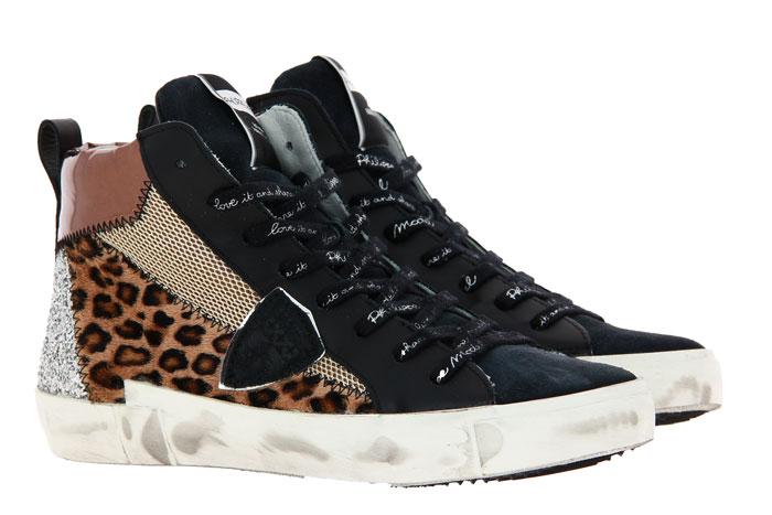 Philippe Model Sneaker PARISX LEO MIXAGE BEIGE (39)