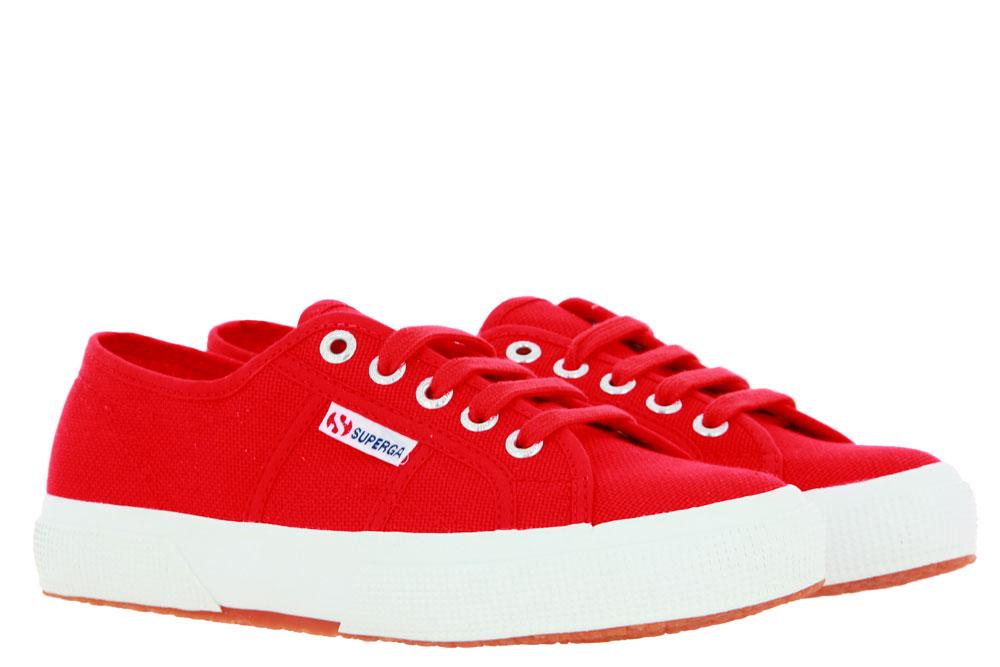 Superga Sneaker COTU CLASSIC RED WHITE (40)