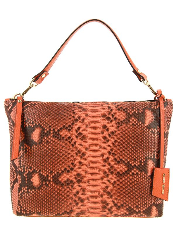 Carol J. Tasche PITHON DOLLARO ORANGE