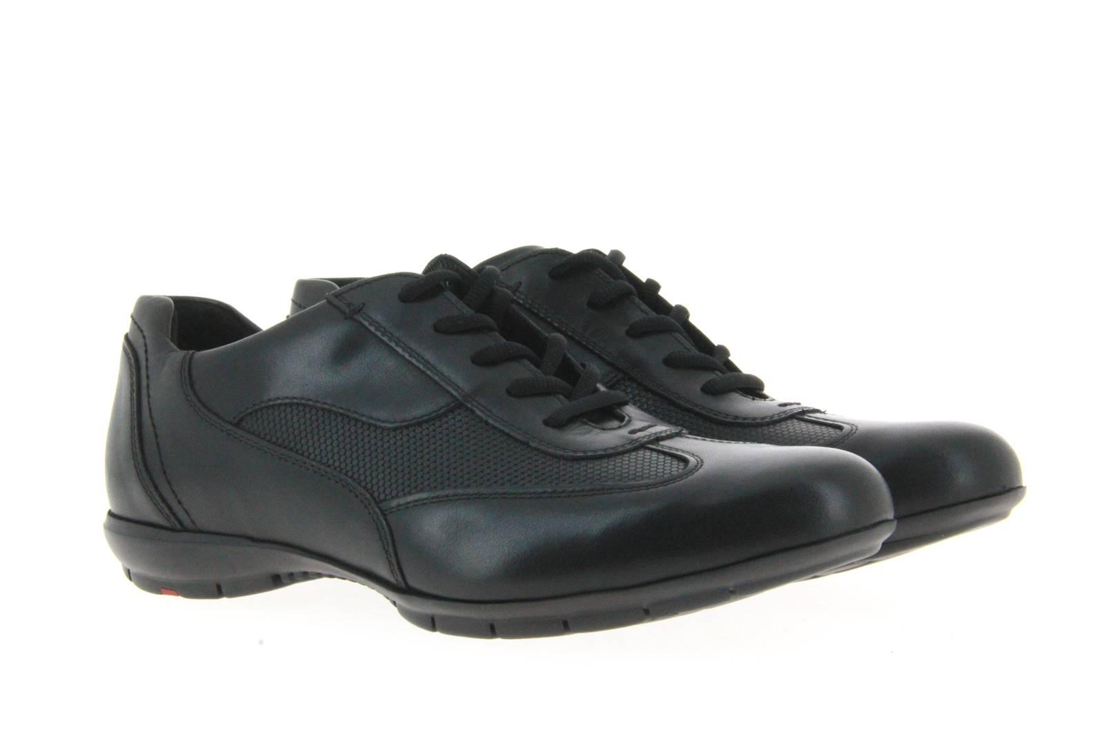 Lloyd Sneaker ANDRES TOSCANA CALF SCHWARZ (46)