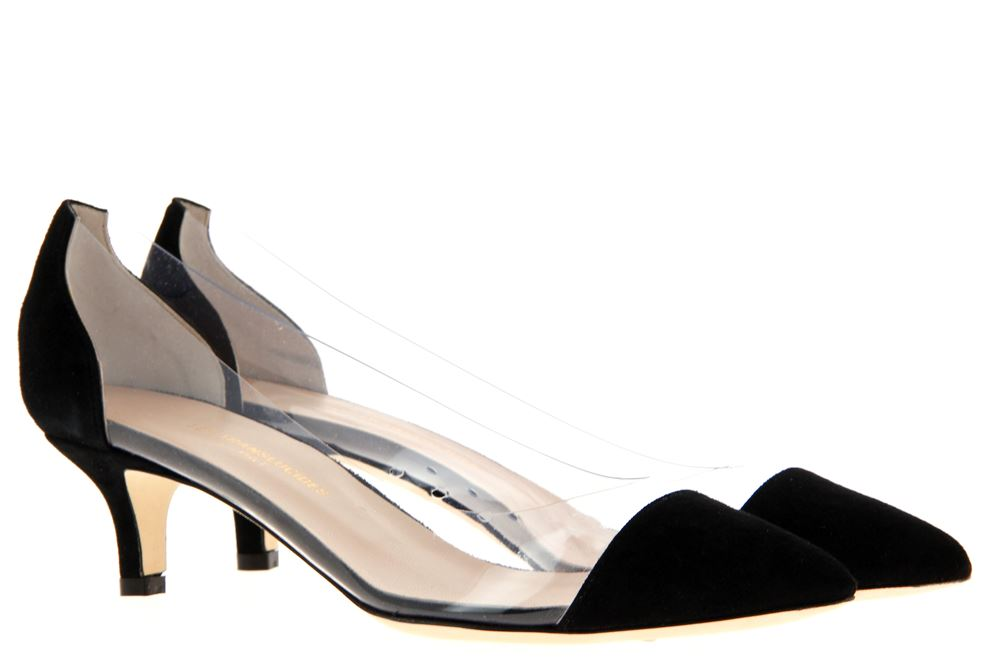 Les Translucides by PAT Pumps ALASSIO CAMOSICO NERO LARA (38½)