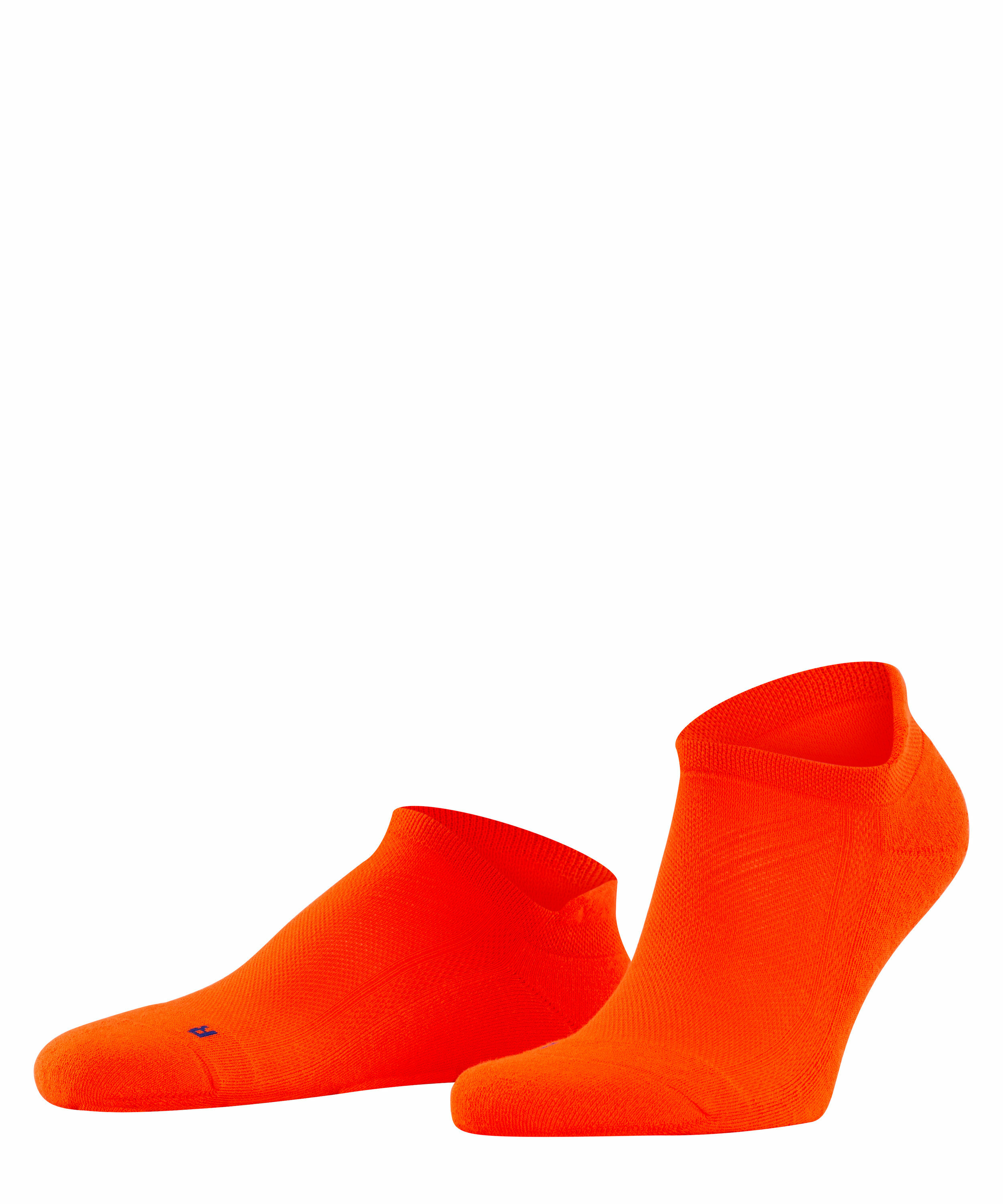 FALKE Cool Kick Unisex Sneakersocken ORANGE
