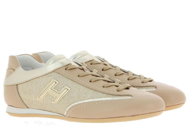 Hogan Sneaker OLYMPIA ALLCACCIATO BEIGE (38)