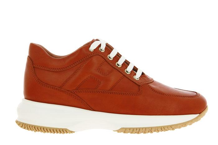 Hogan Sneaker INTERACTIVE NAPPA CUOIO (40)