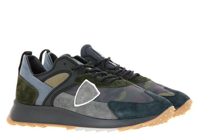 Philippe Model Sneaker ROYALE CAMOUFLAGE MILITAIRE (44)