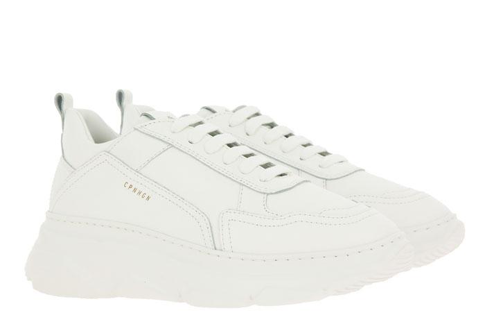 Copenhagen Sneaker VITELLO WHITE (42)