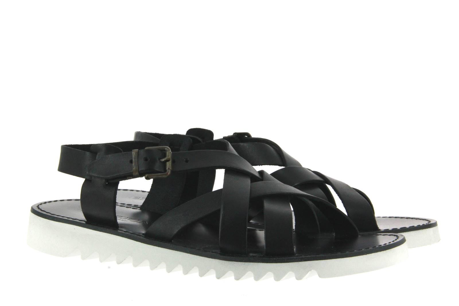 Emozioni Sandale LEATHER BLACK (45)