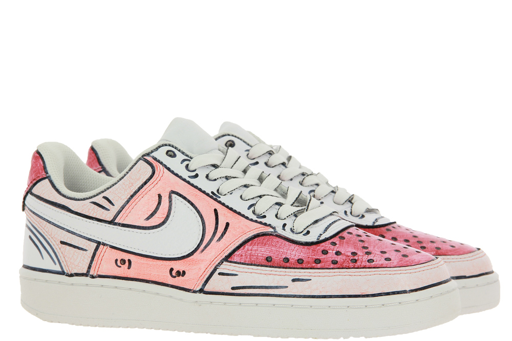 Nike by BallodaSola Sneaker CARTOON ROSA