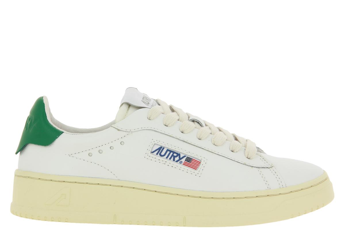 Autry Sneaker DALLAS LOW WOMAN WHITE