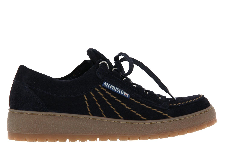 Mephisto Sneaker RAINBOW VELOURS BLUE (42½)