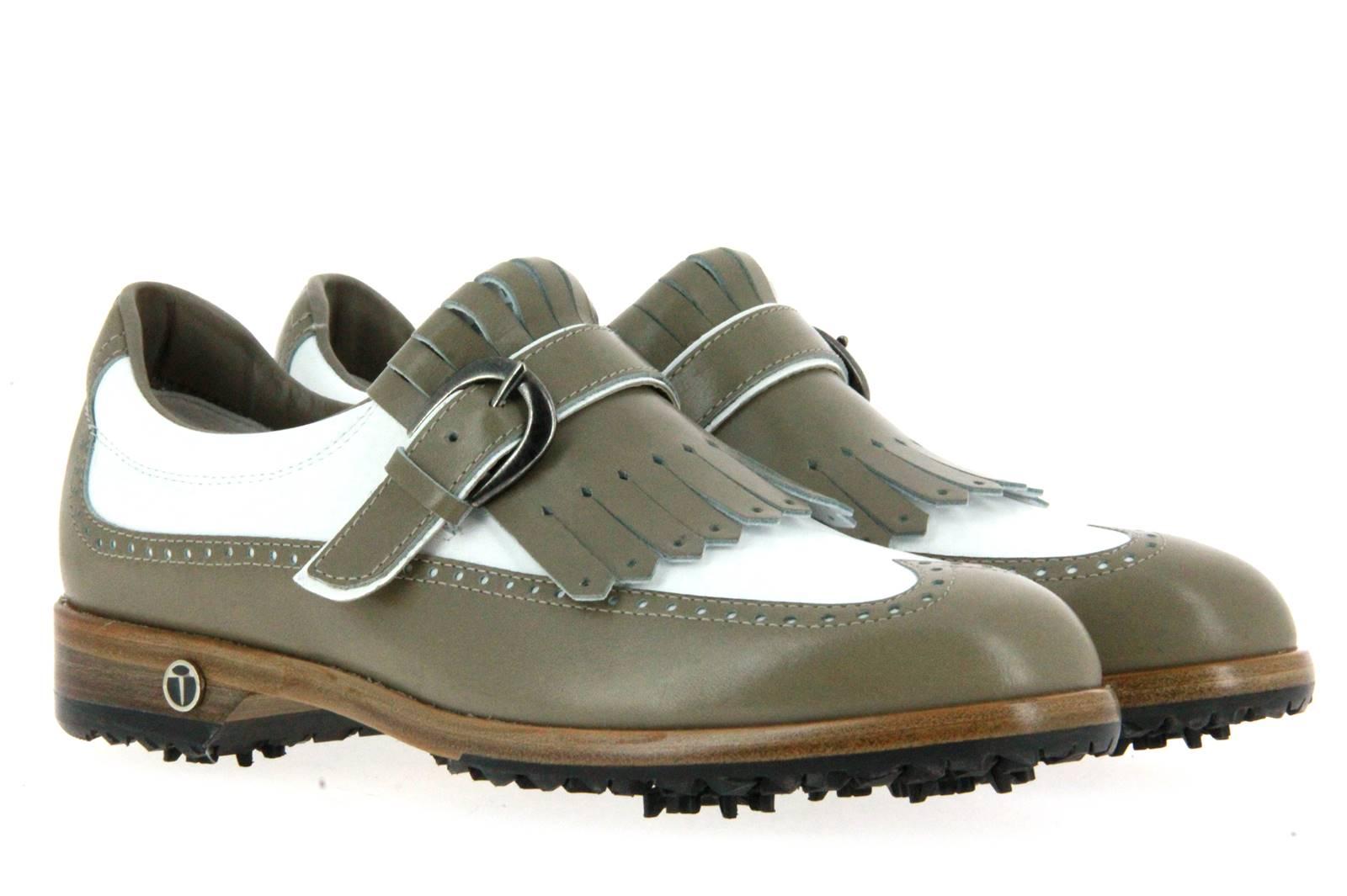 Tee Golf Shoes Damen- Golfschuh CLARIE TOPO BIANCO (39½)