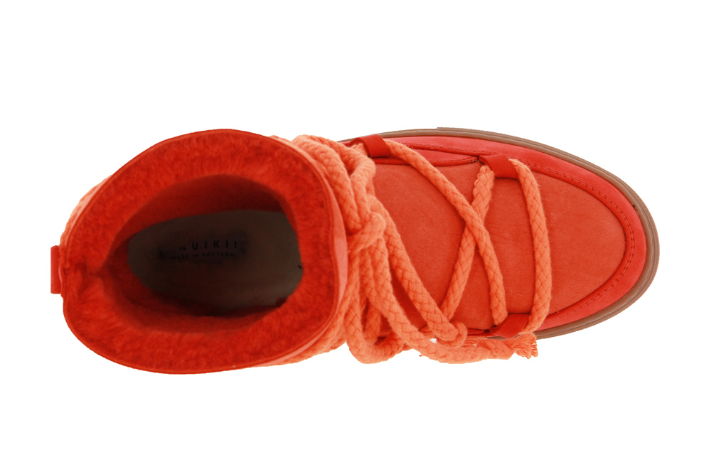 INUIKII Sneaker Boots gefüttert CLASSIC NUBUK SALMON