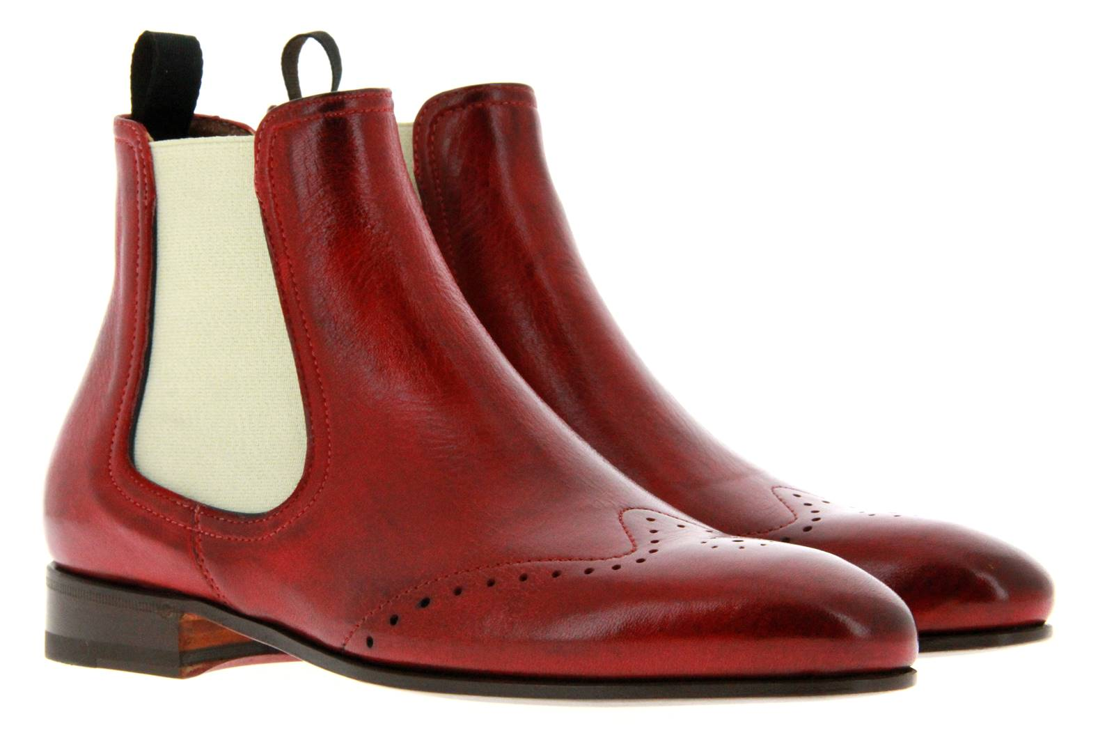 Benson's Chelsea Boot CERVO CAMPARI (39)