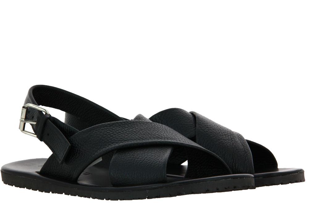 Emozioni Sandale LEATHER BLACK M5711 (40)