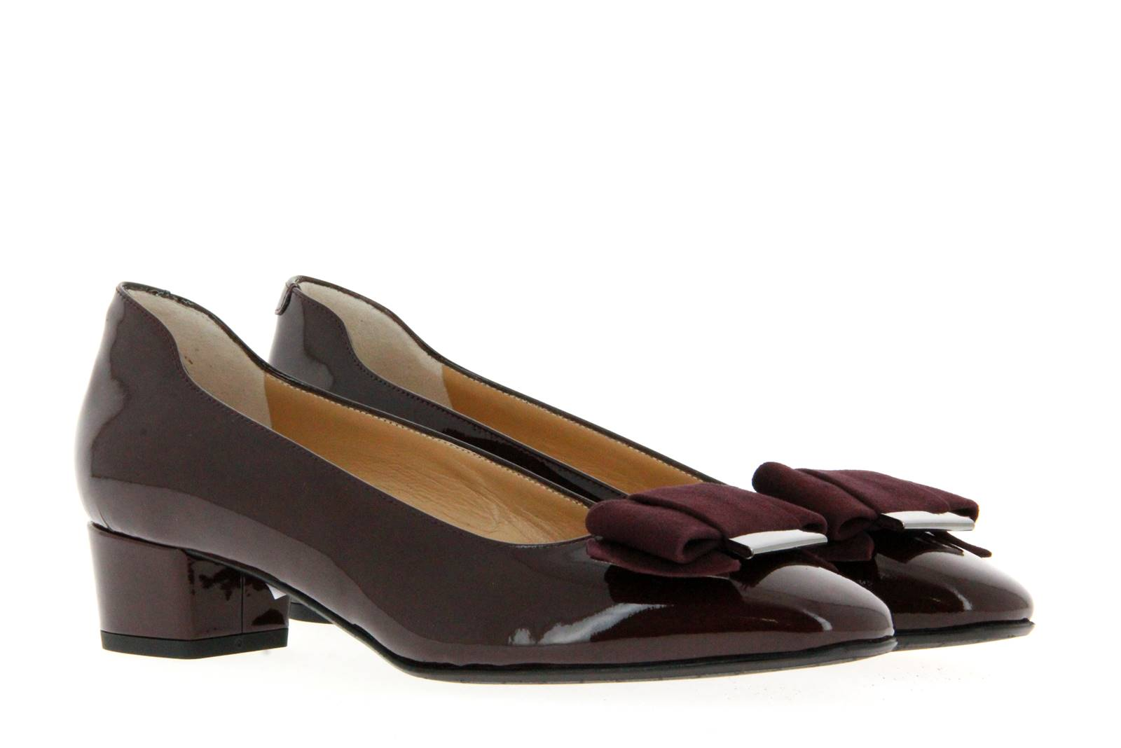 ScarpaRossa Pumps VERNICE BORDO (41)