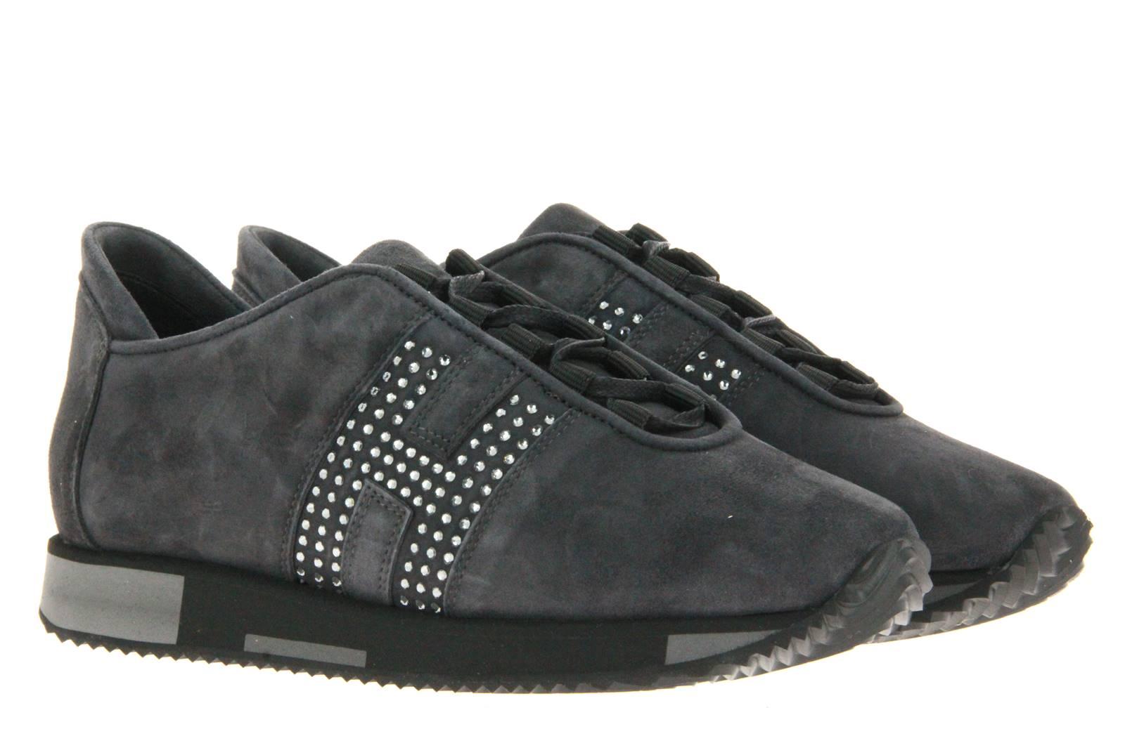 Mania Sneaker MICRO MULTI CAMOSCIO GRIGIO (36)