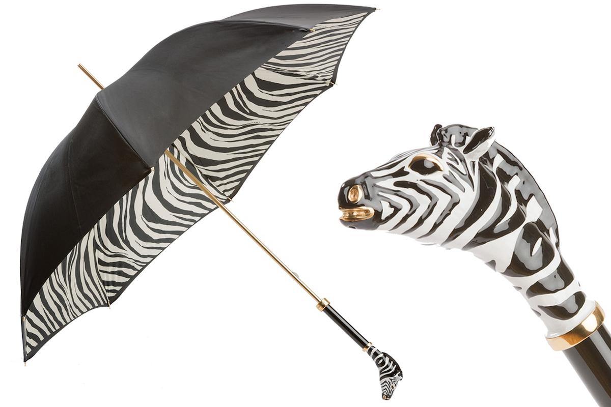 Pasotti Regenschirm ZEBRA MULTI