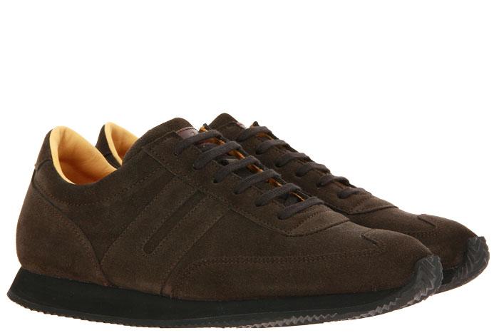 Ludwig Reiter Sneaker MARATHON VELOURS MOCCA (42)