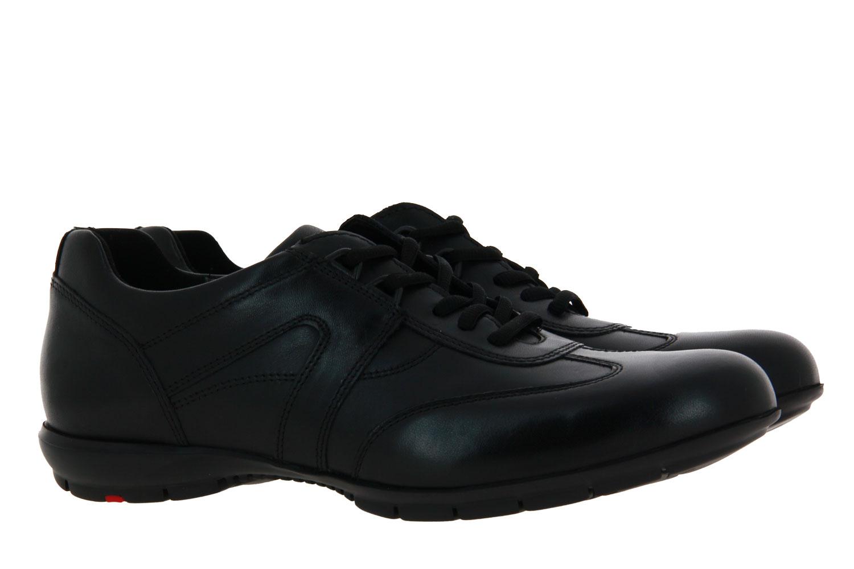 Lloyd Sneaker ANDORRA SAN REMO CALF SCHWARZ (41)