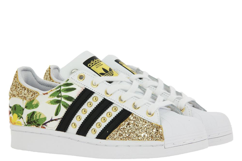 Adidas Sneaker by BallodaSola SUPERSTAR FIORI CHIARA